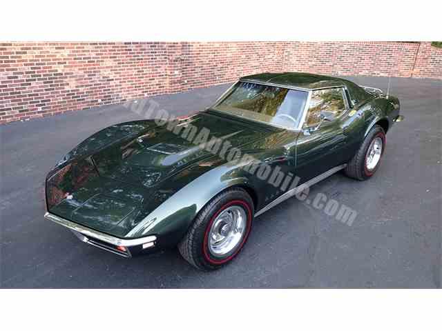 1968 Chevrolet Corvette | 985218