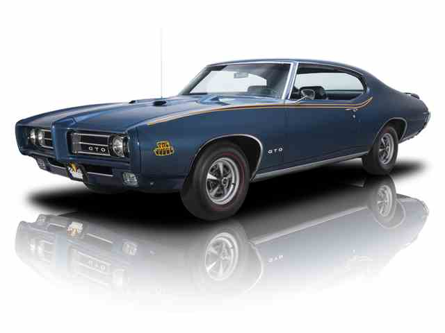 1969 Pontiac GTO (The Judge) | 985219