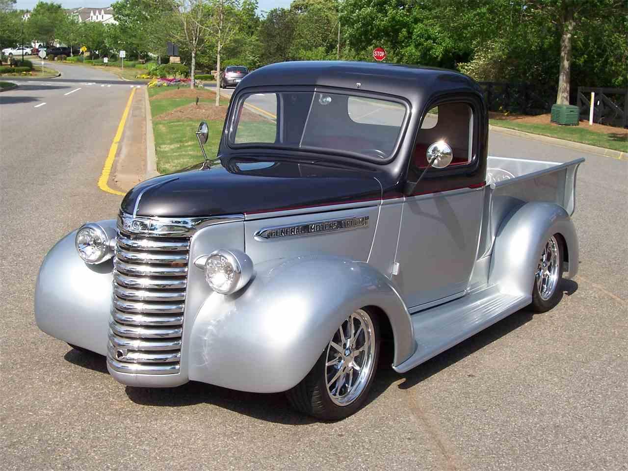 1939 gmc pickup for sale cc 980522. Black Bedroom Furniture Sets. Home Design Ideas