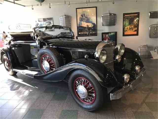 1933 Mercedes-Benz 380K Cabriolet C   985220
