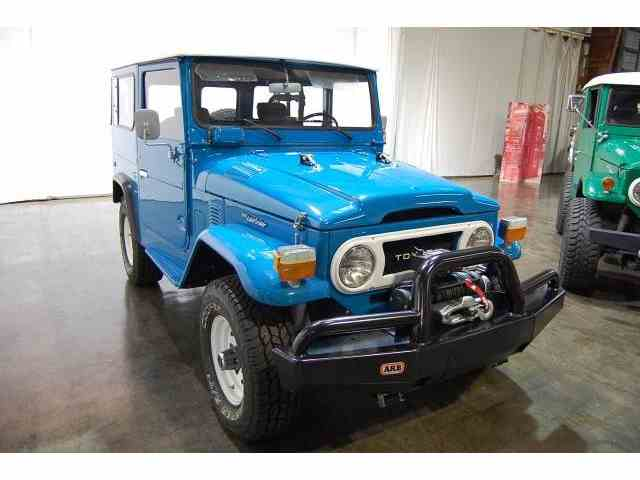 1978 Toyota Land Cruiser FJ | 985221