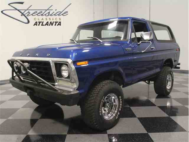 1978 Ford Bronco | 985223
