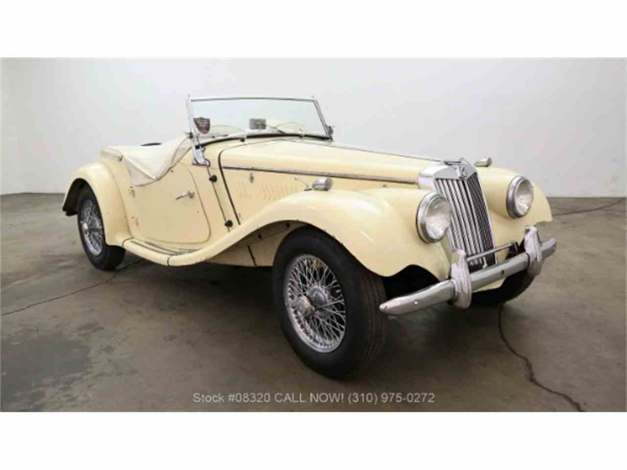 1954 MG TF for Sale - CC-985226