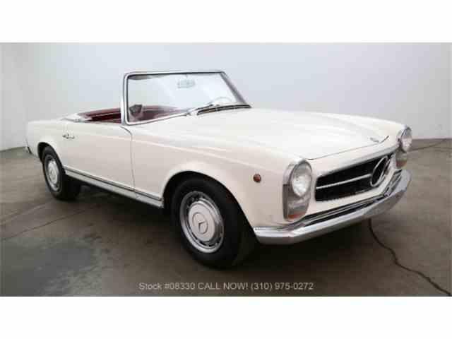 1967 Mercedes-Benz 250SL | 985227