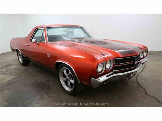 1970 Chevrolet El Camino | 985229