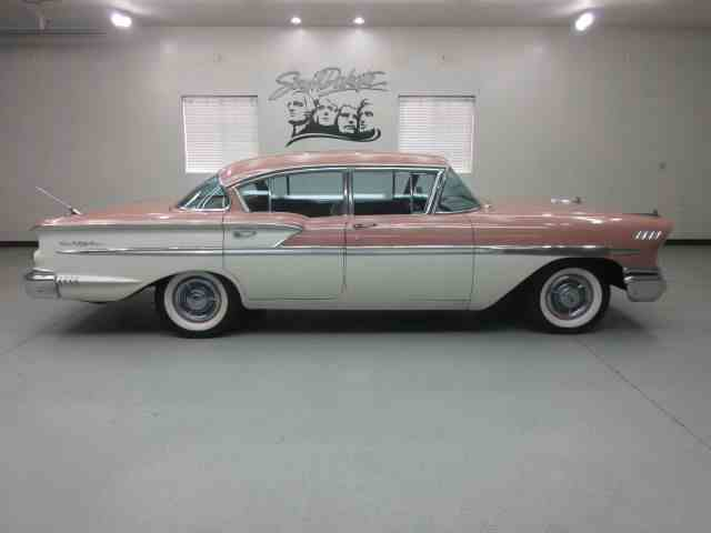 1958 Chevrolet Bel Air | 985230
