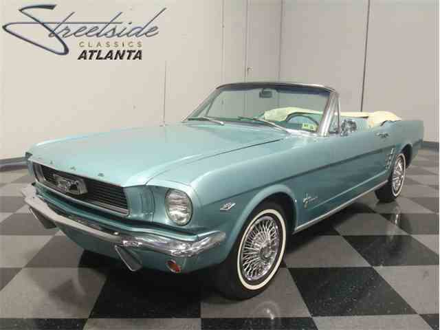 1966 Ford Mustang | 985234