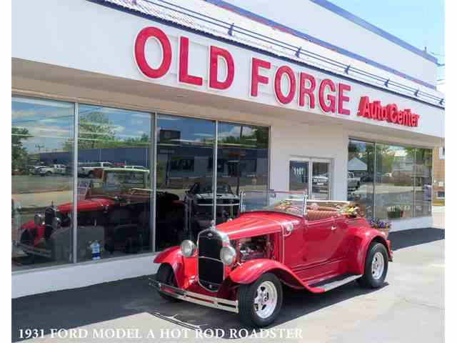 1931 Ford Model A | 985236