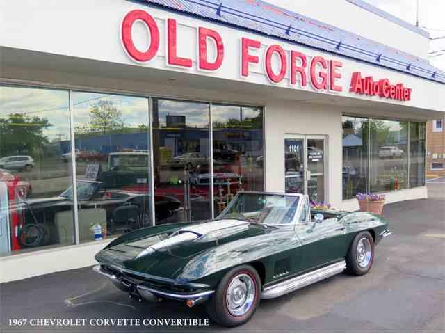 1967 Chevrolet Corvette | 985238