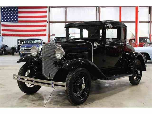 1931 Ford Model A | 985240