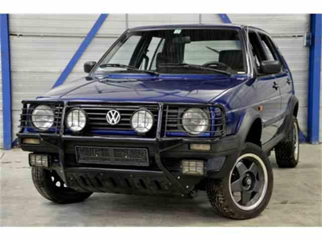 1992 Volkswagen Golf Country 4x4 | 985243