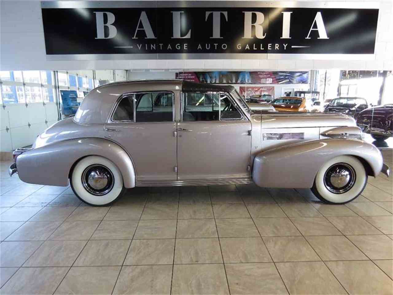 1939 Cadillac Sixty Special for Sale - CC-985245