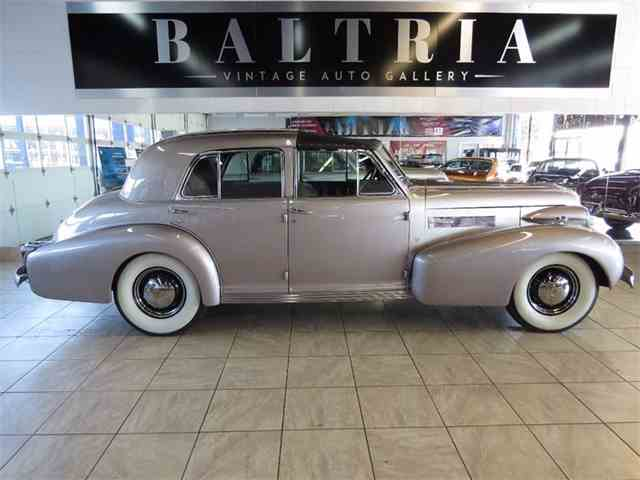 1939 Cadillac Sixty Special | 985245
