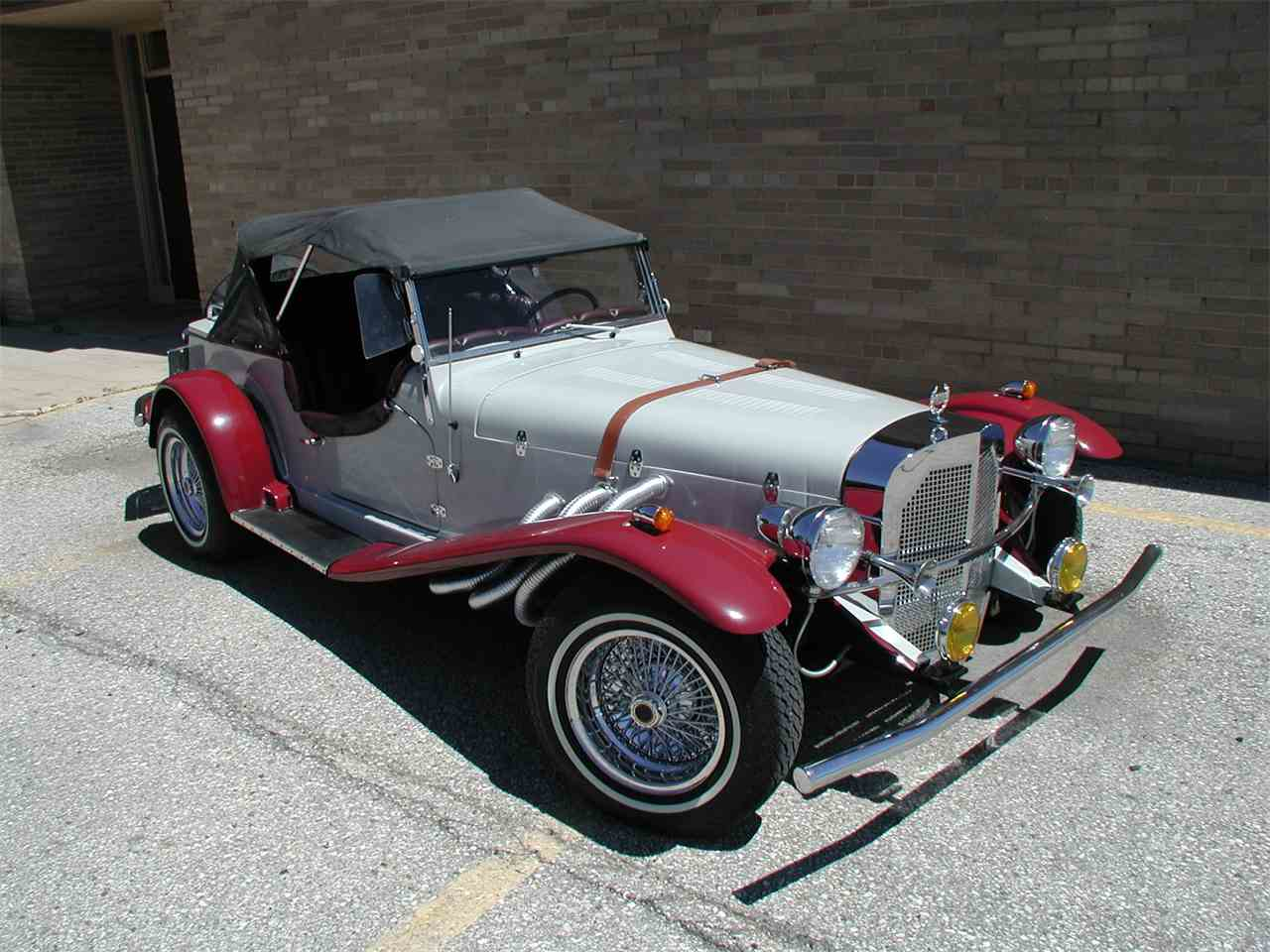 1929 Mercedes-Benz Replica for Sale | ClassicCars.com | CC-985248