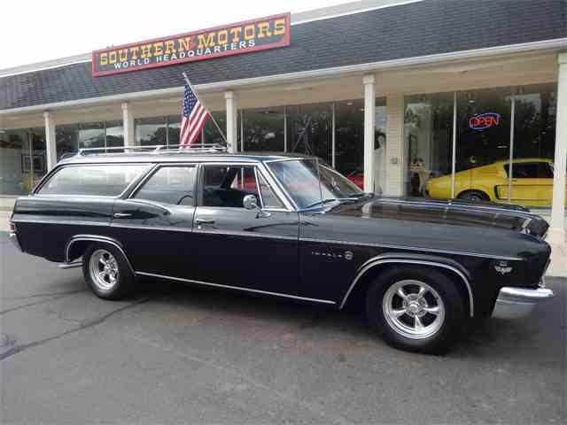 1966 Chevrolet Impala | 985252