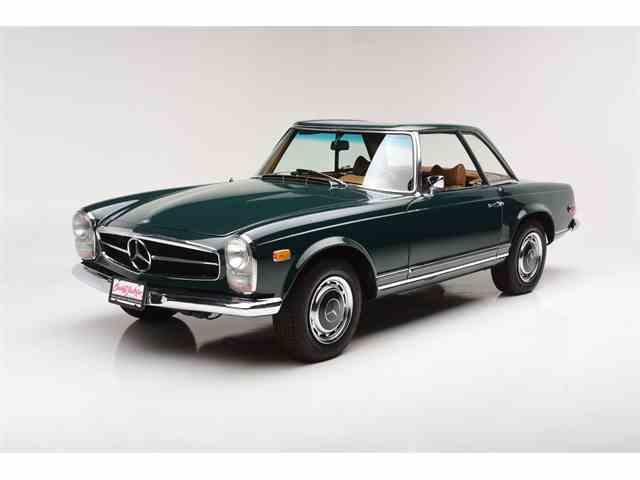 1970 Mercedes-Benz 280SL | 985256