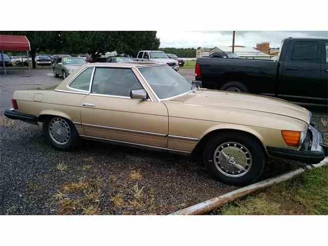 1980 Mercedes-Benz 450SL | 985258