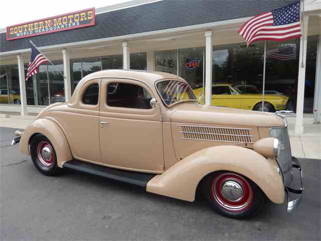 1936 Ford 5-Window Coupe | 985259