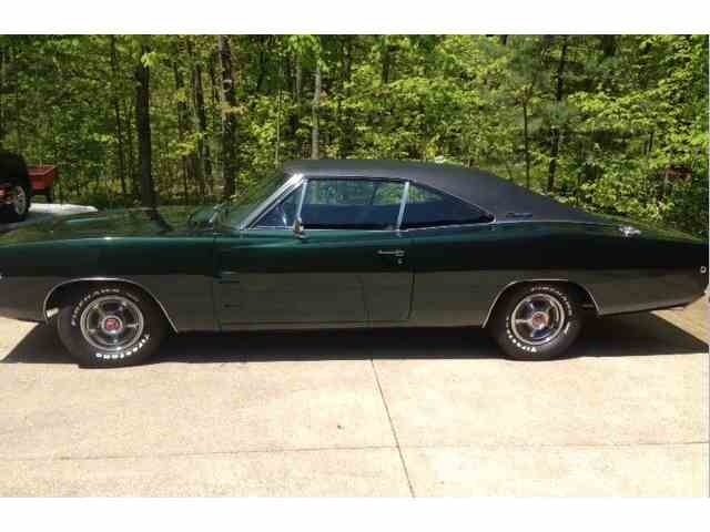 1968 Dodge Charger | 985262