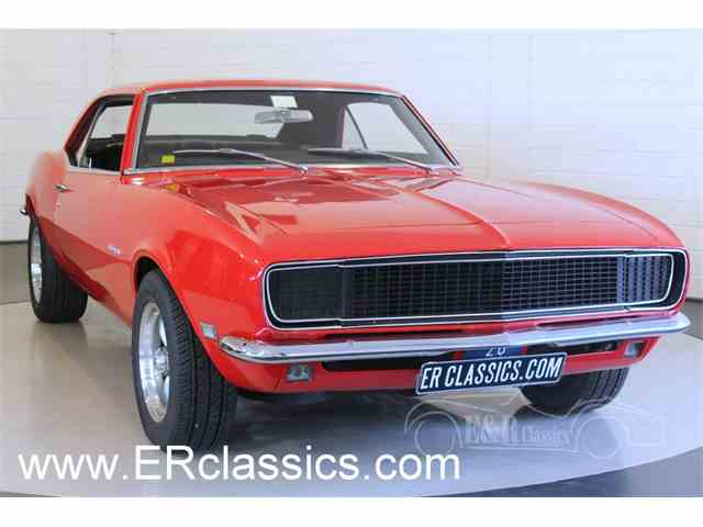 1968 Chevrolet Camaro | 985274