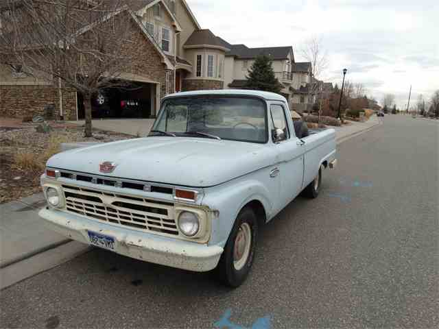 1966 Ford F100 | 985277