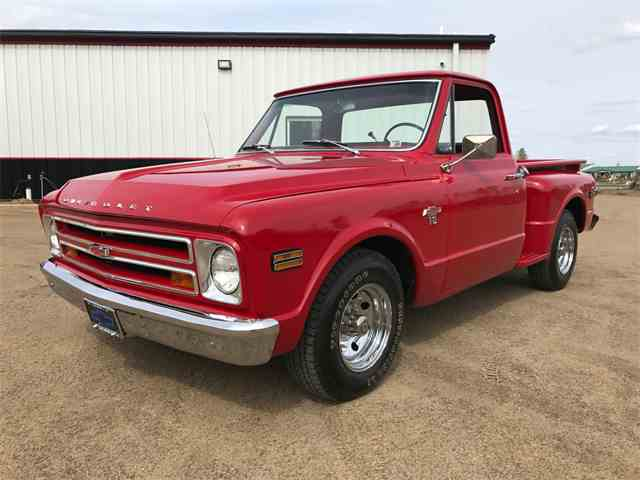 1968 Chevrolet C/K 10 | 980528