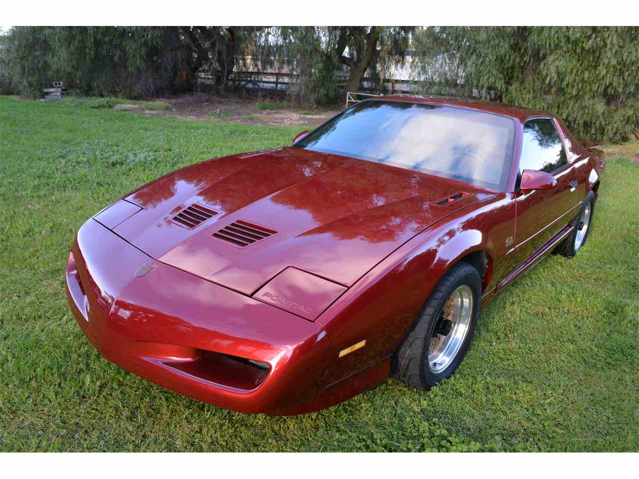 1991 pontiac firebird trans am gta for sale classiccars. Black Bedroom Furniture Sets. Home Design Ideas