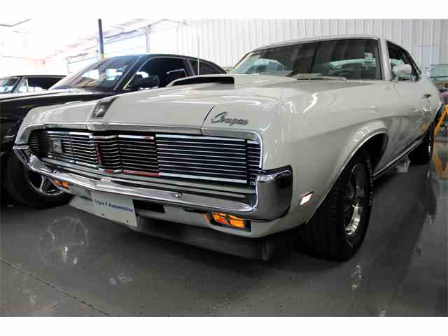 1969 Mercury Cougar XR7 | 985292