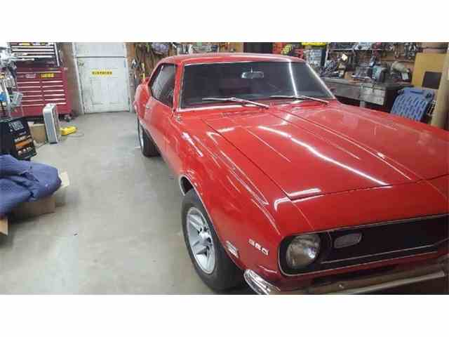 1968 Chevrolet Camaro | 985302