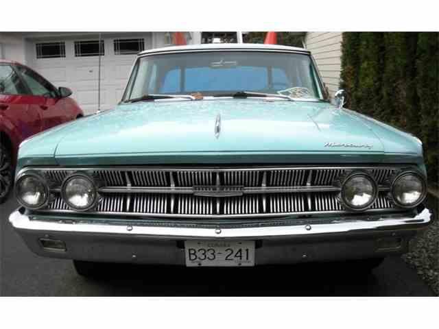 1963 Mercury Mercury Monterey | 985303
