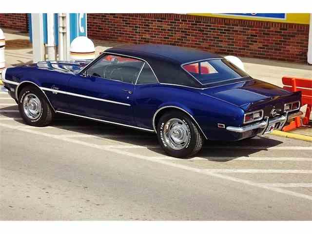 1968 Chevrolet Camaro | 985312
