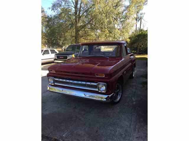 1966 Chevrolet C/K 10 | 985332