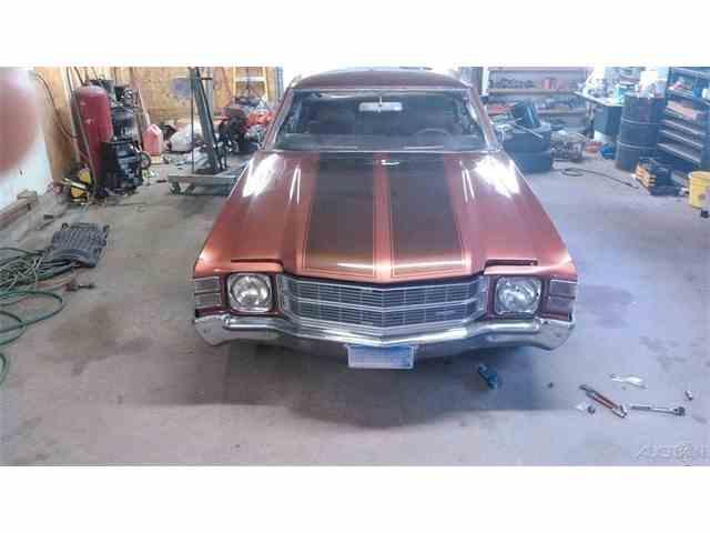 1971 Chevrolet Chevelle | 985335