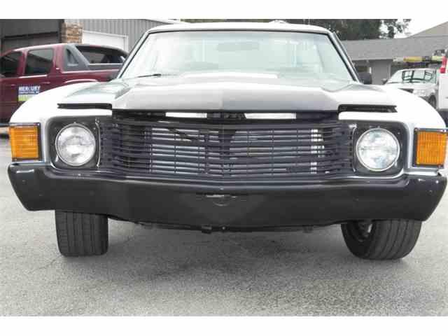1972 Chevrolet El Camino | 985338