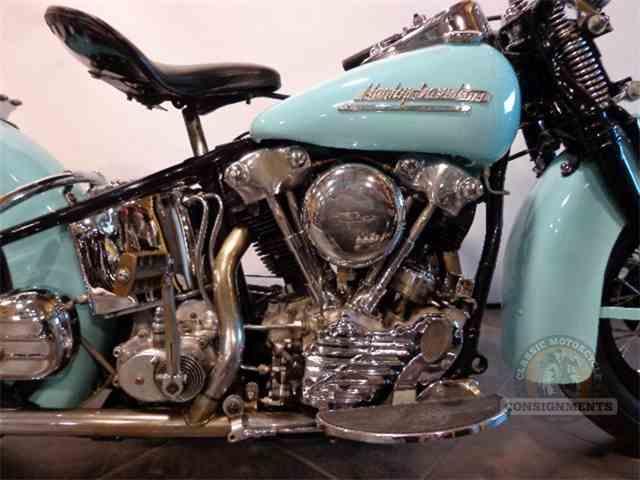 1946 Harley-Davidson E Knucklehead | 985344
