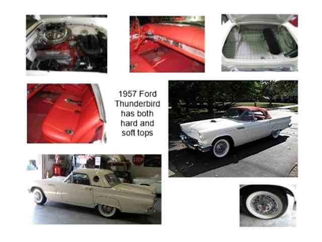 1957 Ford Thunderbird | 985356