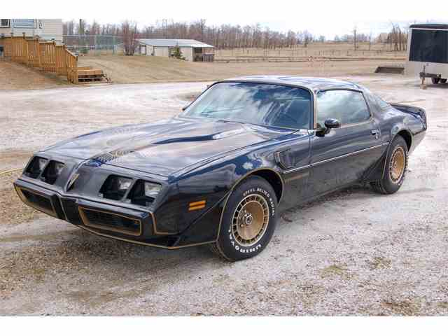 1981 Pontiac Firebird Trans Am | 985365