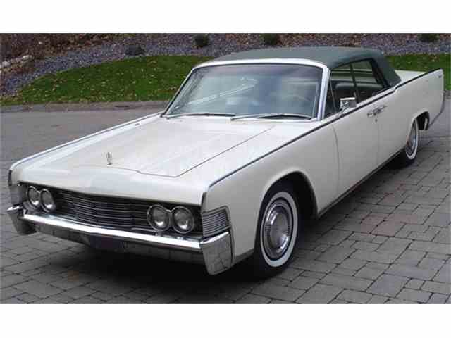 1965 Lincoln Continental | 985376