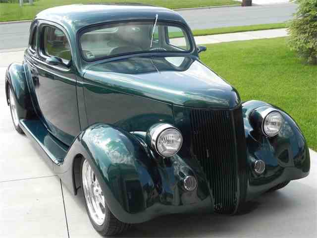 1936 Ford Coupe | 985381