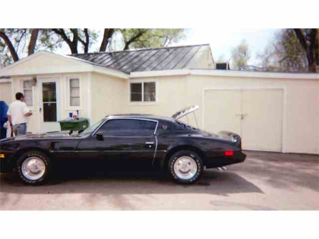 1980 Pontiac Firebird Trans Am | 985397