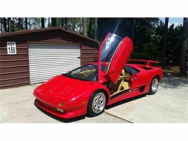 1992 Lamborghini Diablo | 985398