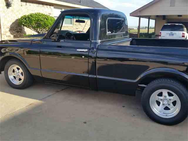 1967 GMC Pickup   985405