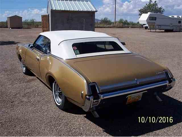 1969 Oldsmobile Cutlass | 985414