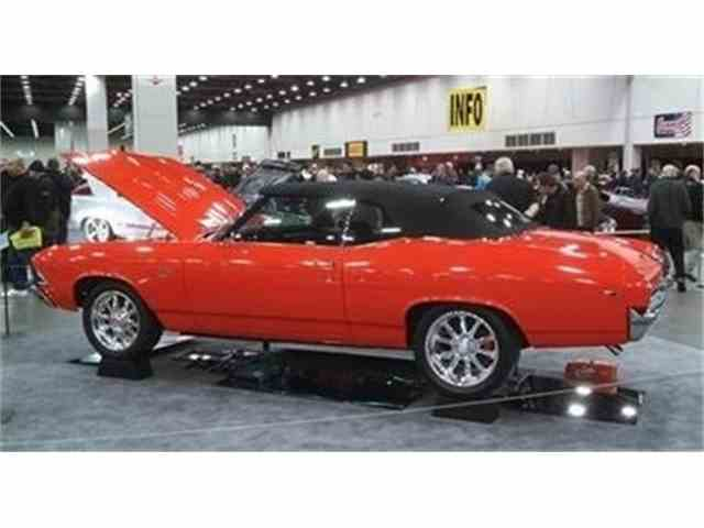 1969 Chevrolet Chevelle | 985419