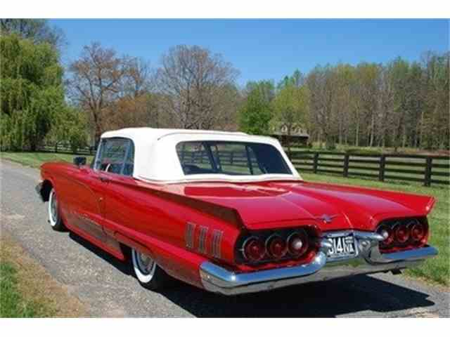 1960 Ford Thunderbird | 985426