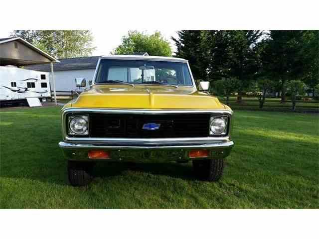 1972 Chevrolet Cheyenne | 985428