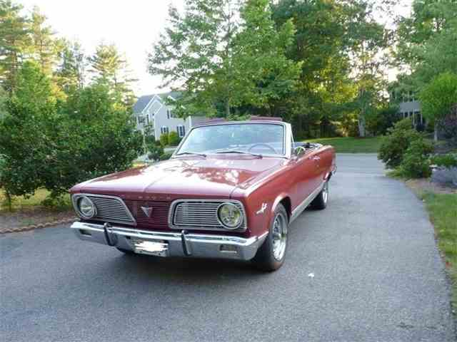 1966 Plymouth Valiant | 985434