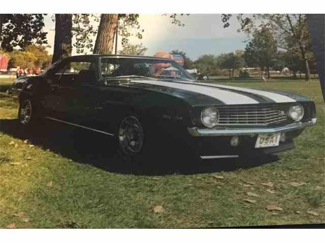 1969 Chevrolet Camaro | 985441