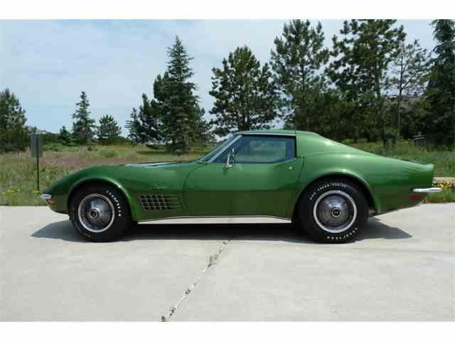 1972 Chevrolet Corvette | 985447