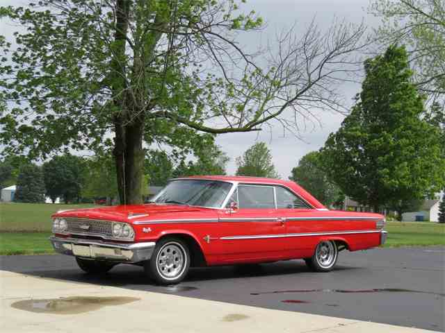 1963 Ford Galaxie | 985456